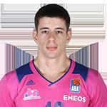 Player Mihailo Jovičić
