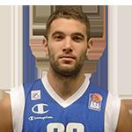 Player Mislav Brzoja