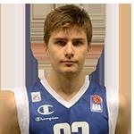 Player Luka Tomas