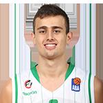 Player Roko Badžim