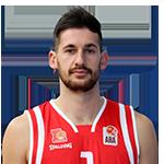 Player Miloš Latković