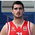 Player Vasilije Knežević