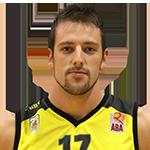 Player Domagoj Kanaet