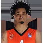 Player Chris Anthony Johnson