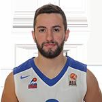 Player Antonio Doneski