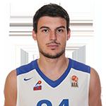 Player Petar Bojovski