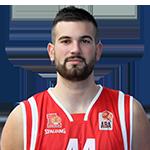 Player Nikola Borilović
