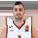 Player Edin Rešidović