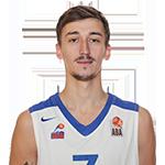 Player Ervin Cogo