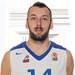Player Aleksandar Nikoloski