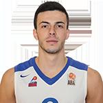 Player Hristijan Stojanoski