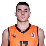 Player Lazar Grbović