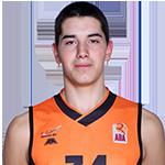 Player Nemanja Kostić