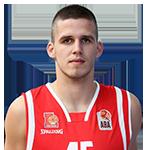 Player Nikola Vujović