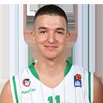 Player Nemanja Šćekić