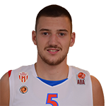 Player Luka Ćalović