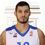 Player Stefan Donakoski