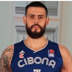 Player Aaron Geramipoor