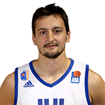 Player Boris Bakić