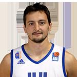 Player Boris Bakić
