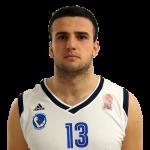 Player Ljubomir Mladenovski