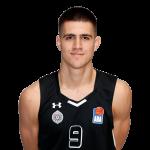 Player Vanja Marinković