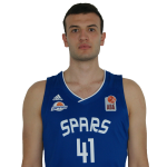 Player Stefan Glogovac