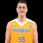 Player Jakob Čebašek