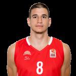 Player Nemanja Kapetanović