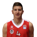 Player Aleksa Uskoković