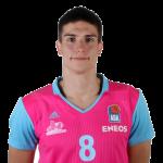 Player Nikola Mišković