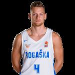 Player Žan Kosić