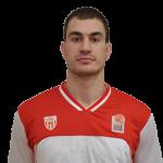 Player Strahinja Gavrilović
