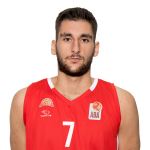 Player Milan Munižaba