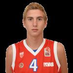 Player Strahinja Glišović