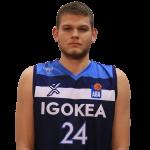 Player Bogdan Nedeljković