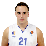 Player Lazar Pavićević