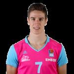 Player Luka Ašćerić