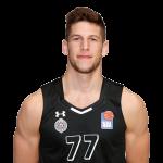 Player Aleksej Nikolić