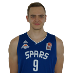 Player Sandi Grubelič
