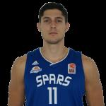 Player Fahrudin Manjgafić