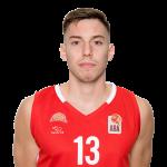 Player Strahinja Jovanović