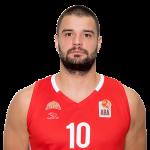 Player Milan Radivojević