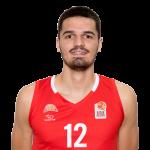 Player Veljko Brkić