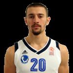 Player Luka Stojanovski