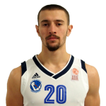 Player Luka Stojanovski