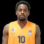 Player Daishon Amir Knight