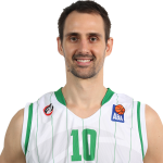Player Domen Lorbek