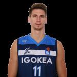 Player Tomislav Zubčić