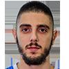 Player Miloš Vujović